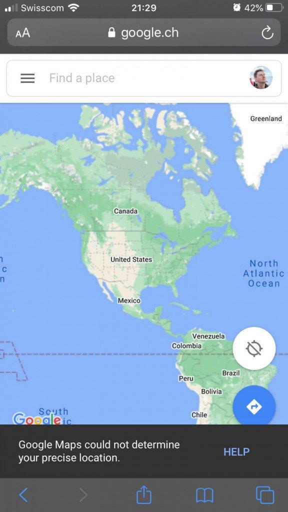 Mobile / Google Maps / Location