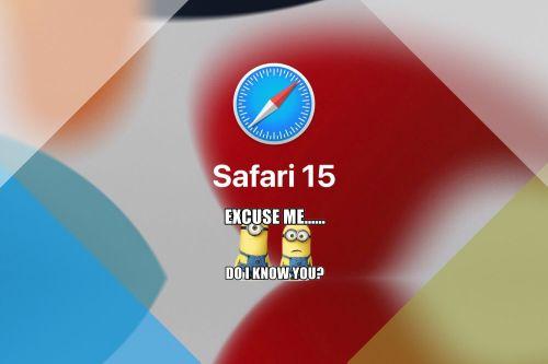 Safari tracking  IP address protection • Apple iOS 15